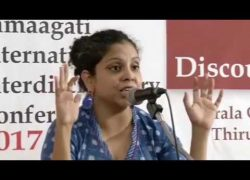 Rana Ayyub and Dr. Devika talking on nationalism