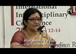 SIIC-17 talk by Prof. Meena T. Pillai