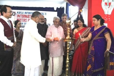 Indian Ruminations International Literary Festival 2014