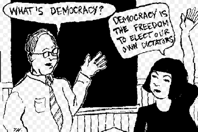 The Enigma of Modern Democracy- Narain Rao, Balijipeta